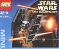 View Instructions For 3219-1 - MINI TIE Fighter