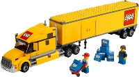 View Instructions For 3221-1 - LEGO City Truck