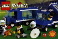 View Instructions For 3314-1 - SHELL Promotional Set: Soccer: Stadium Security