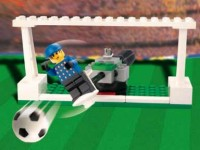 View Instructions For 3413-1 - Goal Keeper