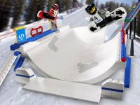 View Instructions For 3585-1 - Snowboard Super Pipe