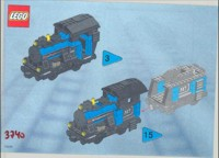 View Instructions For 3740-1 - My Own Train - Small Engine