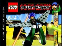 View Instructions For 3886-1 - Green Exo Fighter