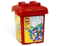 View Instructions For 4029-1 - Build with Bricks Bucket {Red Bucket}