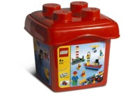 View Instructions For 4103-1 - Fun with Bricks {small red bucket}
