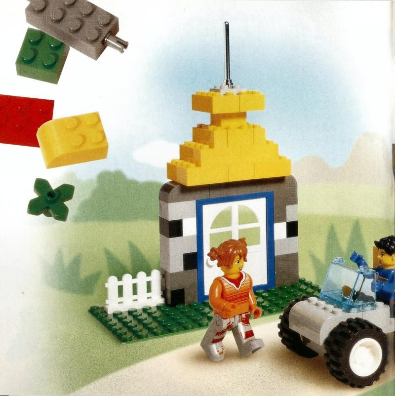 Instructions For 4116 1 Animal Adventures Bucket Bricksgz