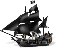 View Instructions For 4184-1 - The Black Pearl