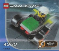 View Instructions For 4300-1 - Green Racer