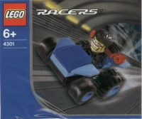 View Instructions For 4301-1 - Blue Racer