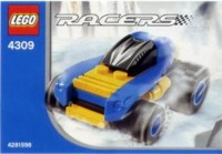 View Instructions For 4309-1 - Blue Racer