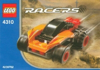 View Instructions For 4310-1 - Orange Racer