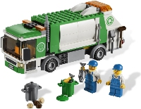 View Instructions For 4432-1 - Garbage Truck