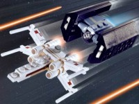 View Instructions For 4484-1 - MINI X-wing Fighter™ & TIE Advanced™