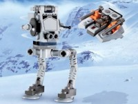 View Instructions For 4486-1 - MINI AT-ST™ & Snowspeeder™