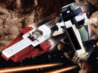 View Instructions For 4487-1 - MINI Jedi Starfighter & Slave I™