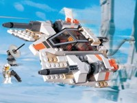 View Instructions For 4500-1 - Rebel Snowspeeder™