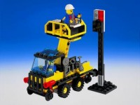 View Instructions For 4541-1 - Road N' Rail Cherry Picker Truck