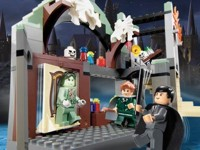 View Instructions For 4752-1 - Professor Lupin's Classroom