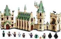 View Instructions For 4842-1 - Hogwarts Castle