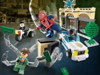 View Instructions For 4854-1 - Doc Ock's Bank Robbery