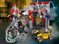 View Instructions For 4860-1 - Doc Ock's Cafe Attack