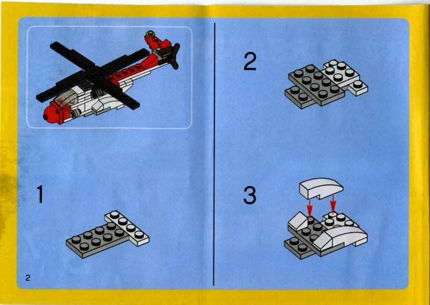 instructions for 4918 1 mini flyers