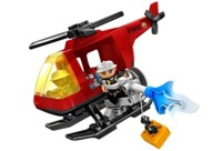 lego duplo fire truck instructions