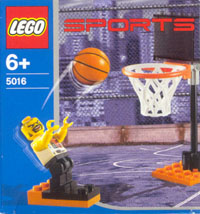 View Instructions For 5016-1 - Player and Backboard