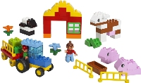 View Instructions For 5488-1 - DUPLO Farm Building Set