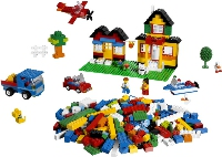 View Instructions For 5508-1 - LEGO Deluxe Brick Box