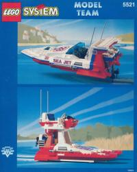 View Instructions For 5521-1 - Sea Jet