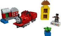 View Instructions For 5547-1 - James Celebrates Sodor Day
