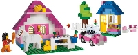 View Instructions For 5560-1 - Large Pink Brick Box