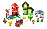 View Instructions For 5582-1 - Ultimate Town Building Set