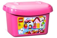 View Instructions For 5585-1 - Pink Brick Box