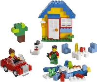 View Instructions For 5899-1 - House Building Set