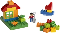 View Instructions For 5931-1 - My First LEGO DUPLO Set