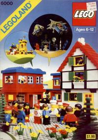 View Instructions For 6000-1 - LEGOLAND Idea Book