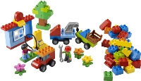 View Instructions For 6052-1 - My First LEGO DUPLO Vehicle Set
