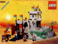 View Instructions For 6081-1 - King's Mountain Fortress
