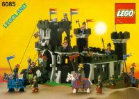 View Instructions For 6085-1 - Black Monarch's Castle