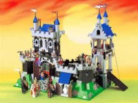 View Instructions For 6090-1 - Royal Knight's Castle