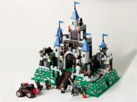 View Instructions For 6091-1 - King Leo's Castle