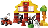 View Instructions For 6138-1 - My First Lego Duplo Fire Station