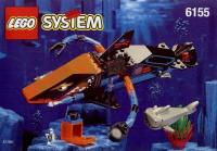 View Instructions For 6155-1 - Deep Sea Predator / Aquashark Barracuda