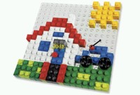 View Instructions For 6162-1 - Building Fun with LEGO Mosaic