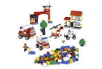 View Instructions For 6164-1 - LEGO Rescue Building Set