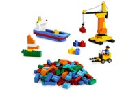 View Instructions For 6186-1 - Build Your Own LEGO Harbor