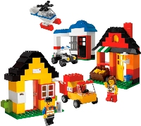 View Instructions For 6194-1 - My LEGO Town