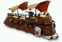 View Instructions For 6210-1 - Jabba's Sail Barge